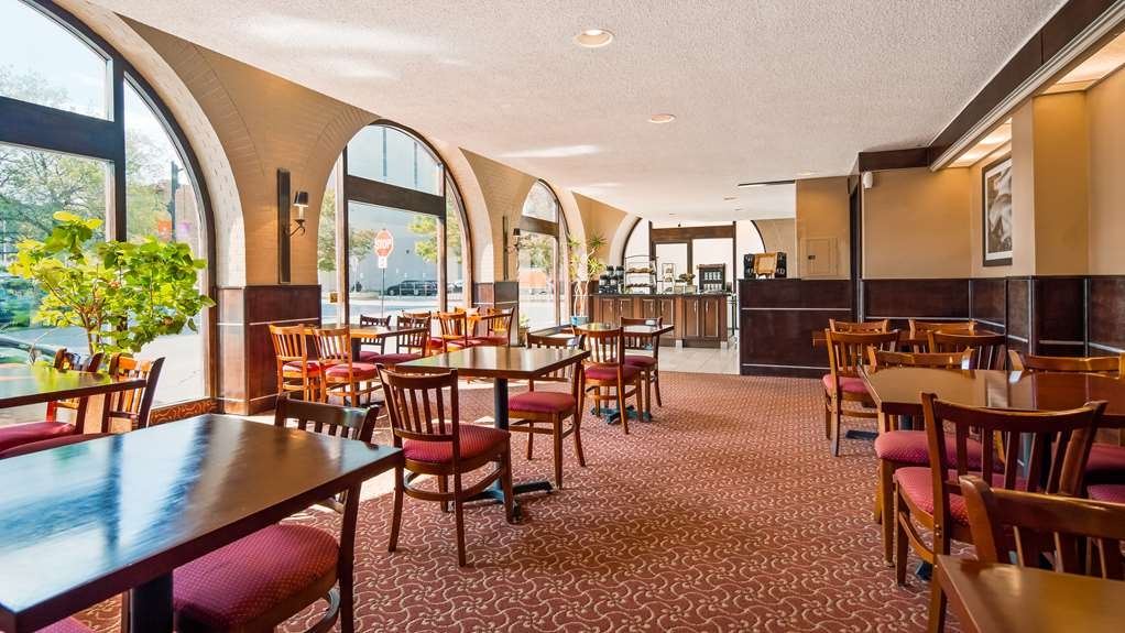 Best Western Downtown Sudbury Centreville - Breakfast Area