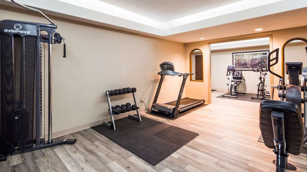 Best Western Downtown Sudbury Centreville - Fitness Centre