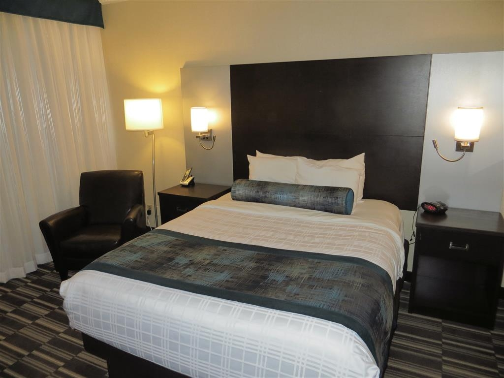 Best Western Downtown Sudbury Centreville - Single Queen Guest Room