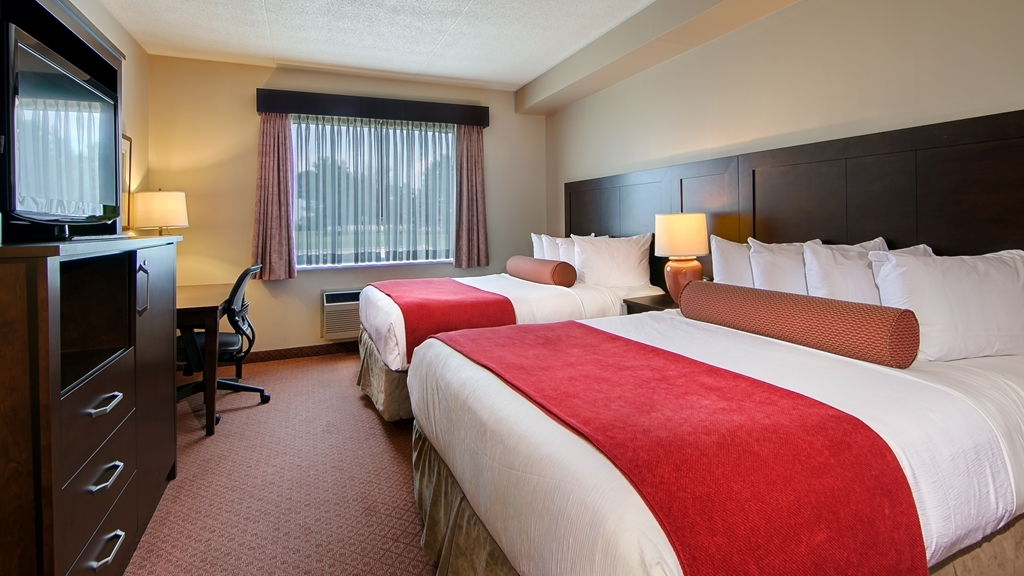 Best Western Plus Stoneridge Inn & Conference Centre - Chambres / Logements