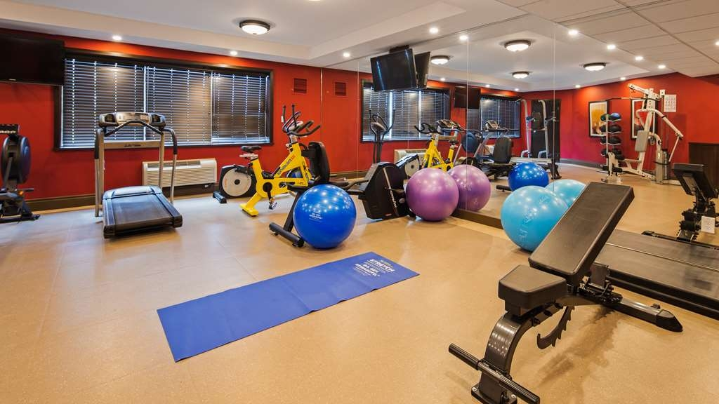 Best Western Plus Stoneridge Inn & Conference Centre - Club de remise en forme