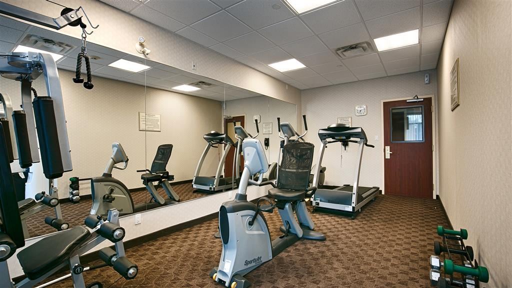 Best Western Plus Travel Hotel Toronto Airport - fitnessraum