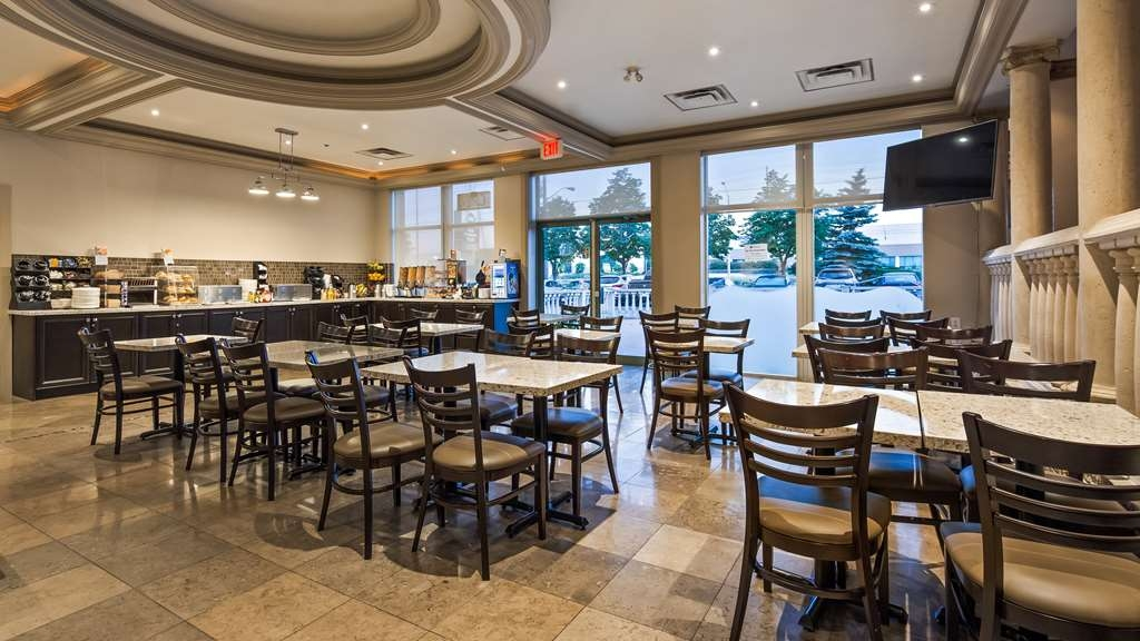 Best Western Plus Travel Hotel Toronto Airport - Restaurant / Gastronomie
