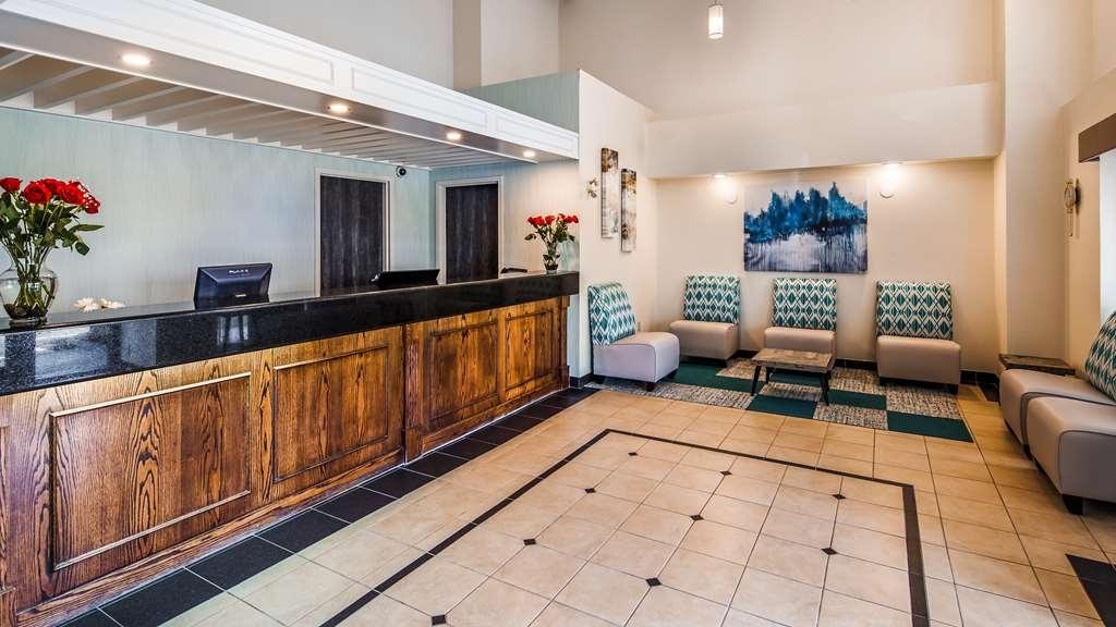 Best Western Halton Hills - Vue du lobby