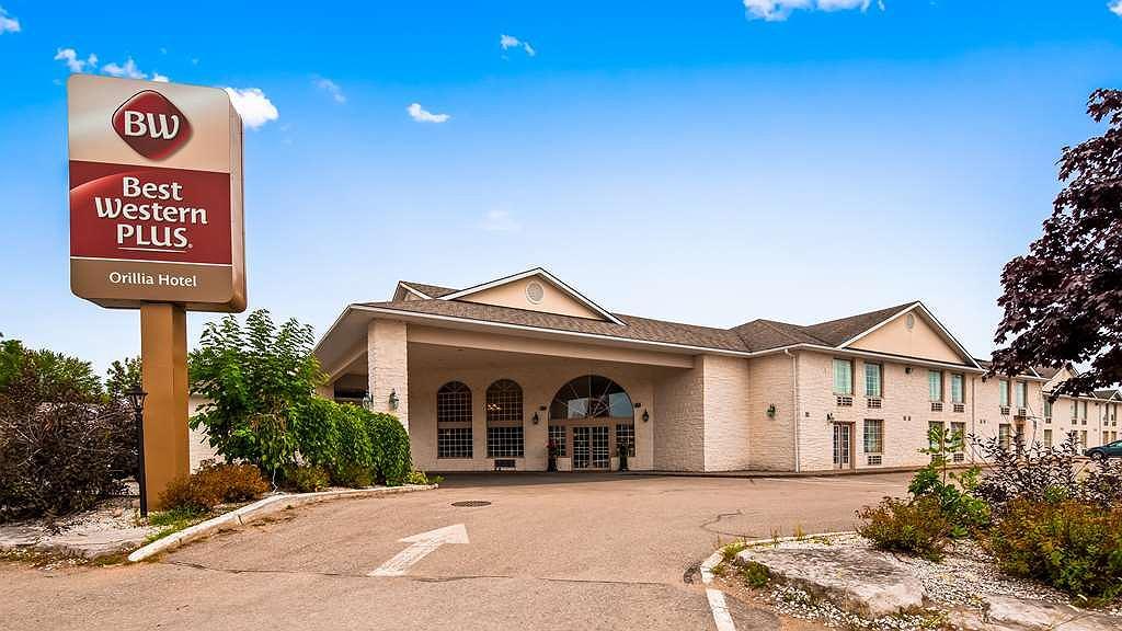 Best Western Plus Orillia Hotel - Vue extérieure