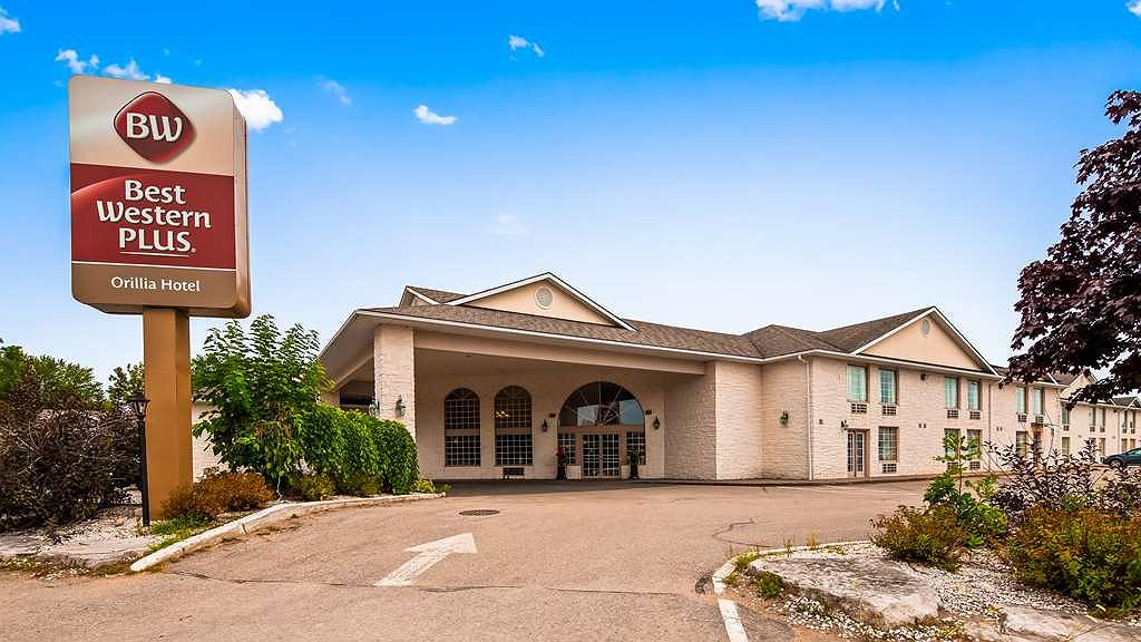 Best Western Plus Orillia Hotel - Welcome to the Best Western Plus Orillia