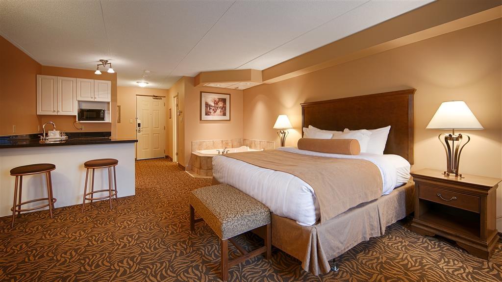 Best Western Plus Orillia Hotel - Gästezimmer/ Unterkünfte