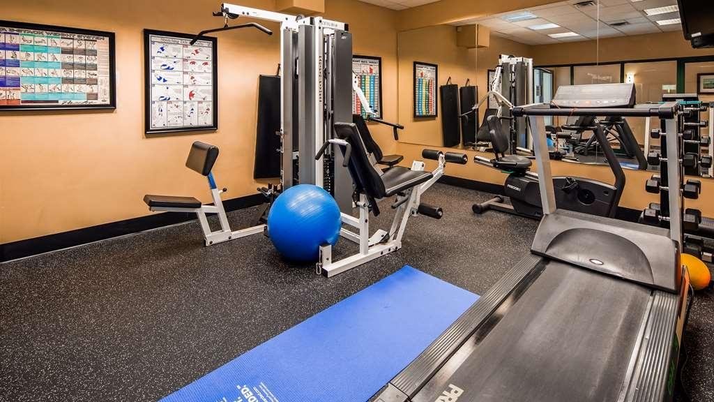 Best Western Plus Orillia Hotel - Fitnessstudio