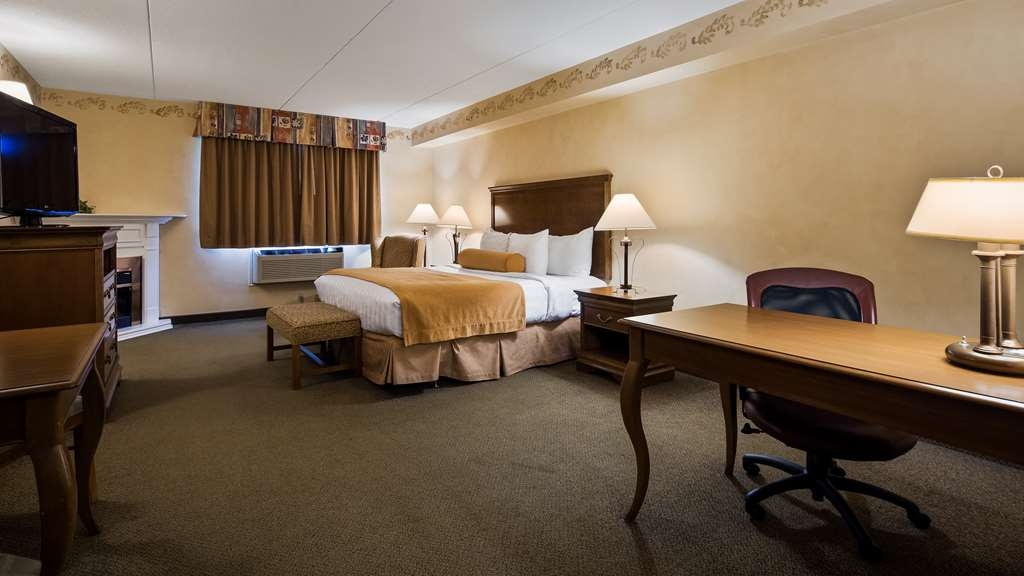 Best Western Plus Orillia Hotel - Habitaciones/Alojamientos