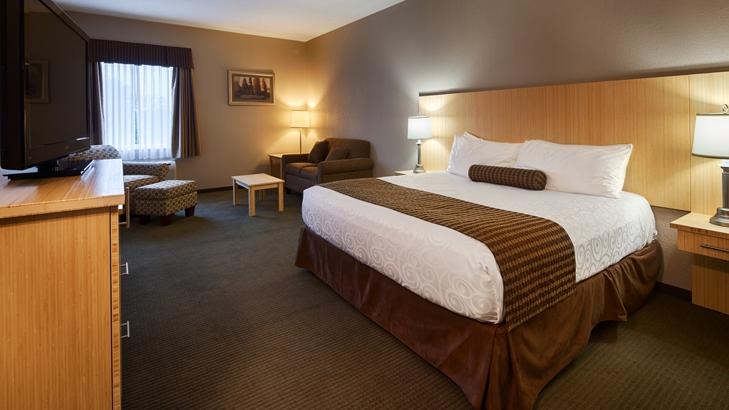 Best Western Sioux Lookout Inn - Chambres / Logements