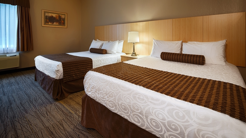 Best Western Sioux Lookout Inn - standard double