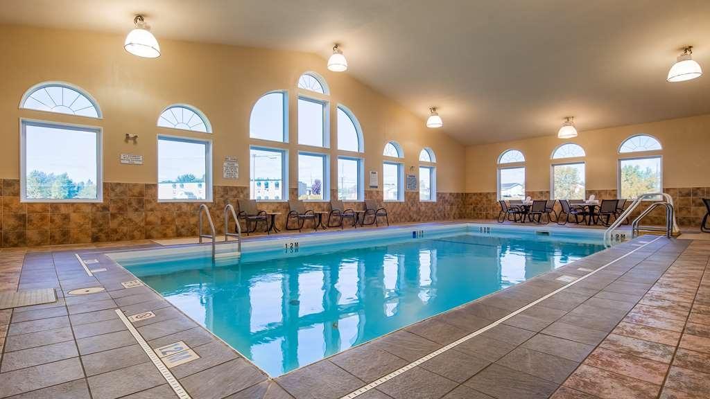 Best Western Sioux Lookout Inn - Vue de la piscine