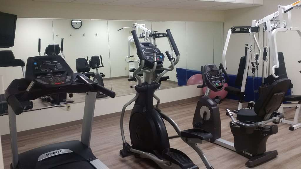 Best Western Colonel Butler Inn - Use of our fitness room is always included with your stay.