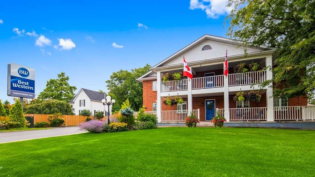 Best Western Colonel Butler Inn - Facciata dell'albergo