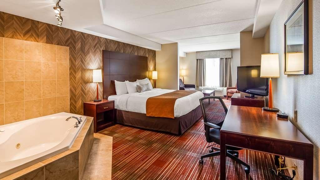 Best Western Plus Muskoka Inn - Habitaciones/Alojamientos