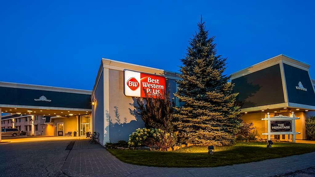 Best Western Plus Mariposa Inn & Conference Centre - Area esterna