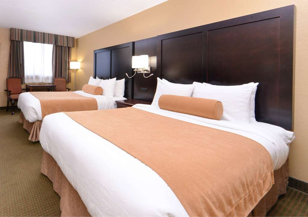 Best Western Plus Mariposa Inn & Conference Centre - Chambre