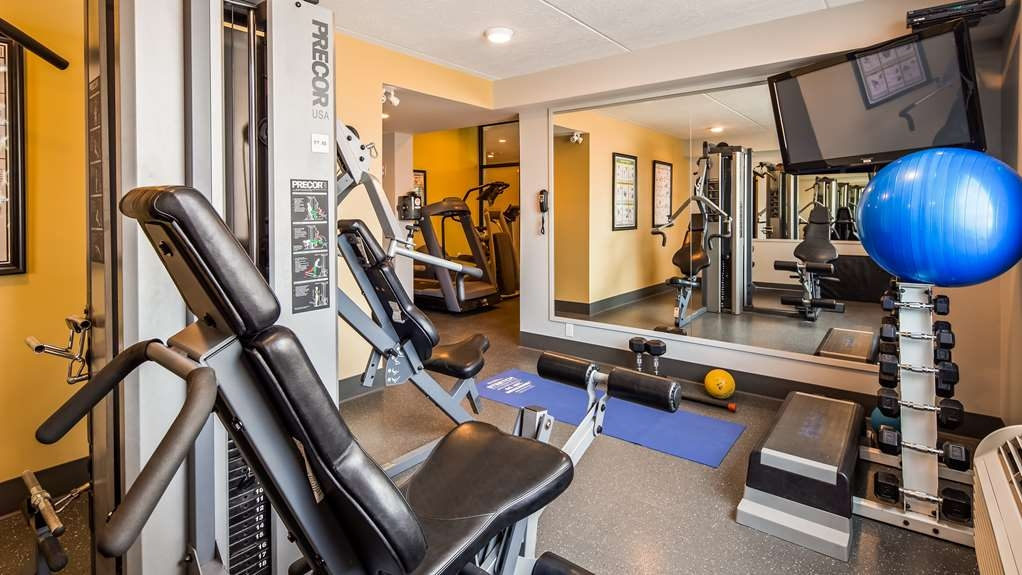Best Western Plus Mariposa Inn & Conference Centre - Fitnessstudio