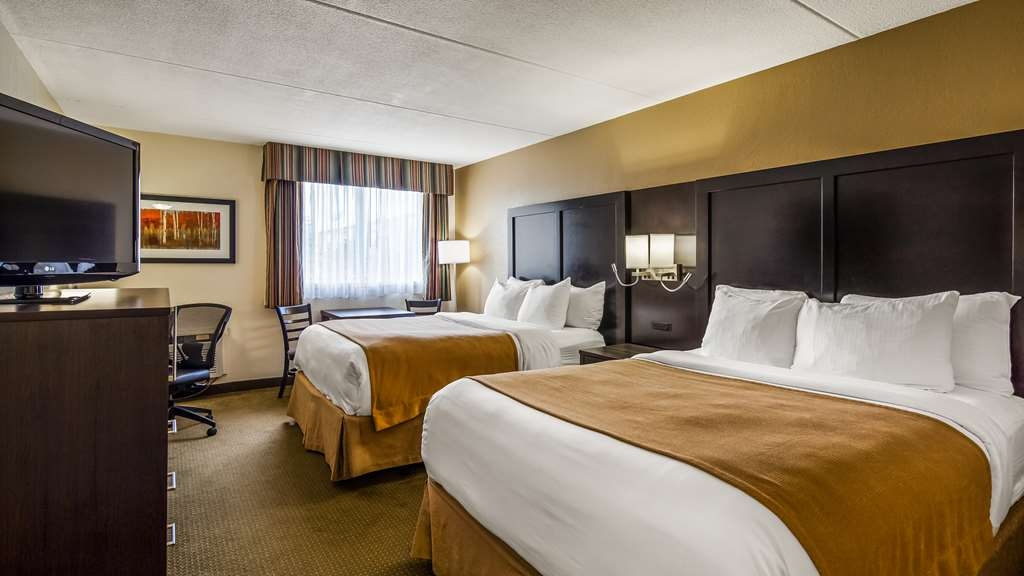 Best Western Plus Mariposa Inn & Conference Centre - Camere / sistemazione