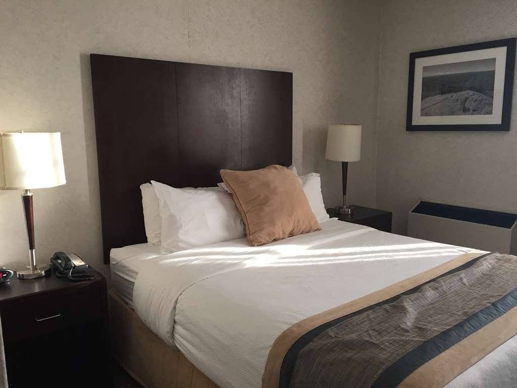 Best Western Milton - Our standard queen room is a comfortable choice for 1-2 people.