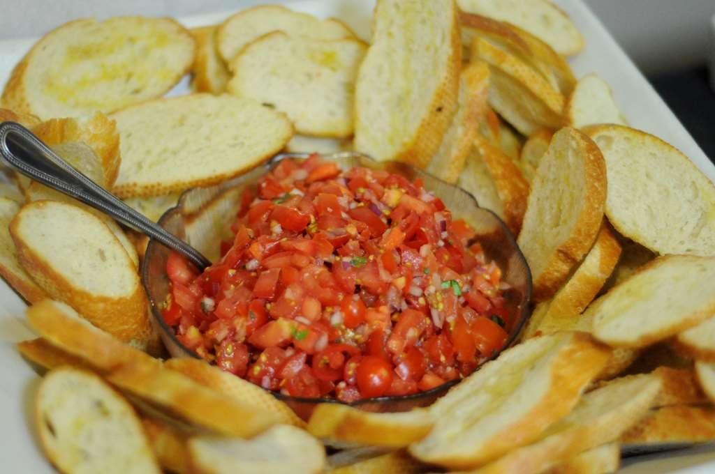 Best Western Milton - Need catering? Try our Temple Bar's bruschetta!