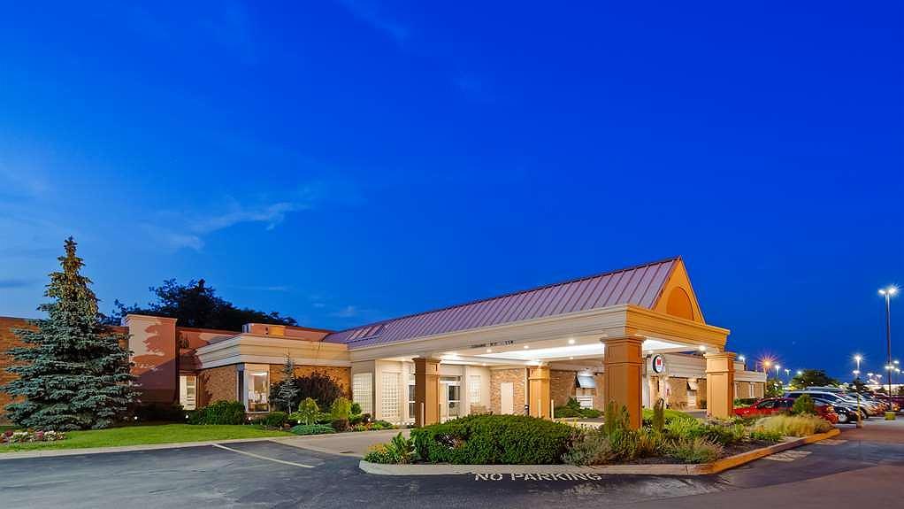 Best Western St Catharines Hotel & Conference Centre - Aussenansicht