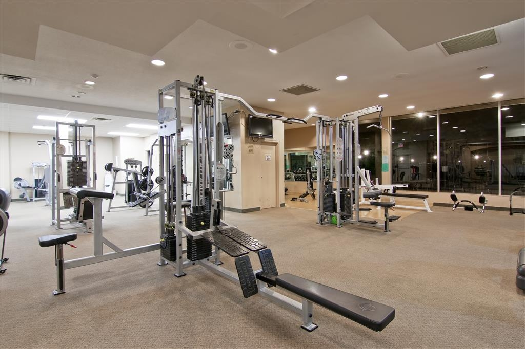Best Western St Catharines Hotel & Conference Centre - 10,000 sq ft fitness room equipped with cardio machines, free weights and much more.