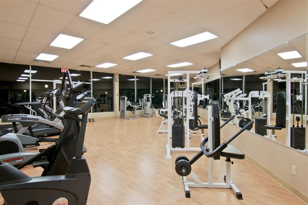 Best Western St Catharines Hotel & Conference Centre - Fitness circuit room is a perfect way to get a quick workout in during your busy schedule.