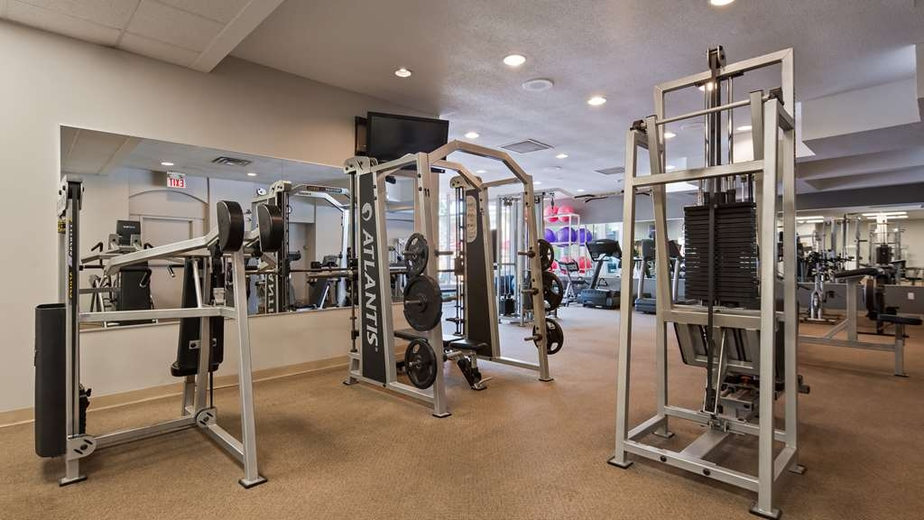 Best Western St Catharines Hotel & Conference Centre - Fitness Center