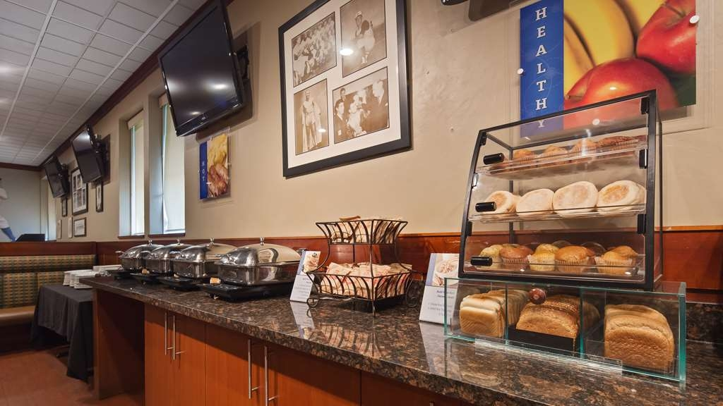Best Western St Catharines Hotel & Conference Centre - Breakfast Bar