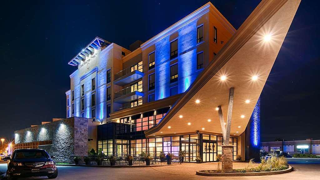 Best Western Premier C Hotel by Carmen's - Area esterna