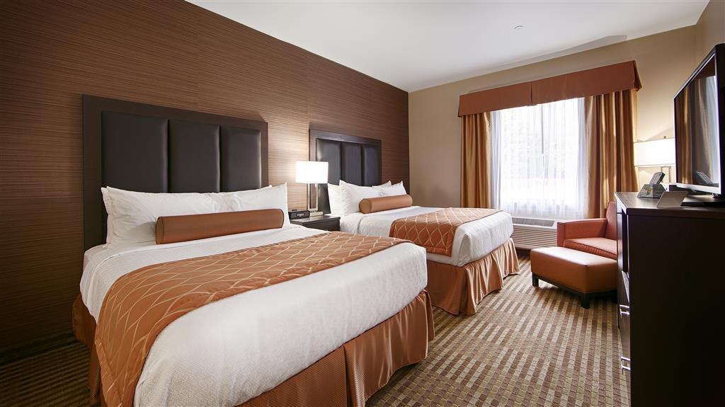 Best Western Plus Fergus Hotel - Habitaciones/Alojamientos