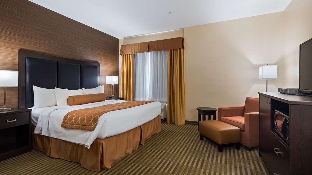 Best Western Plus Fergus Hotel - Chambres / Logements