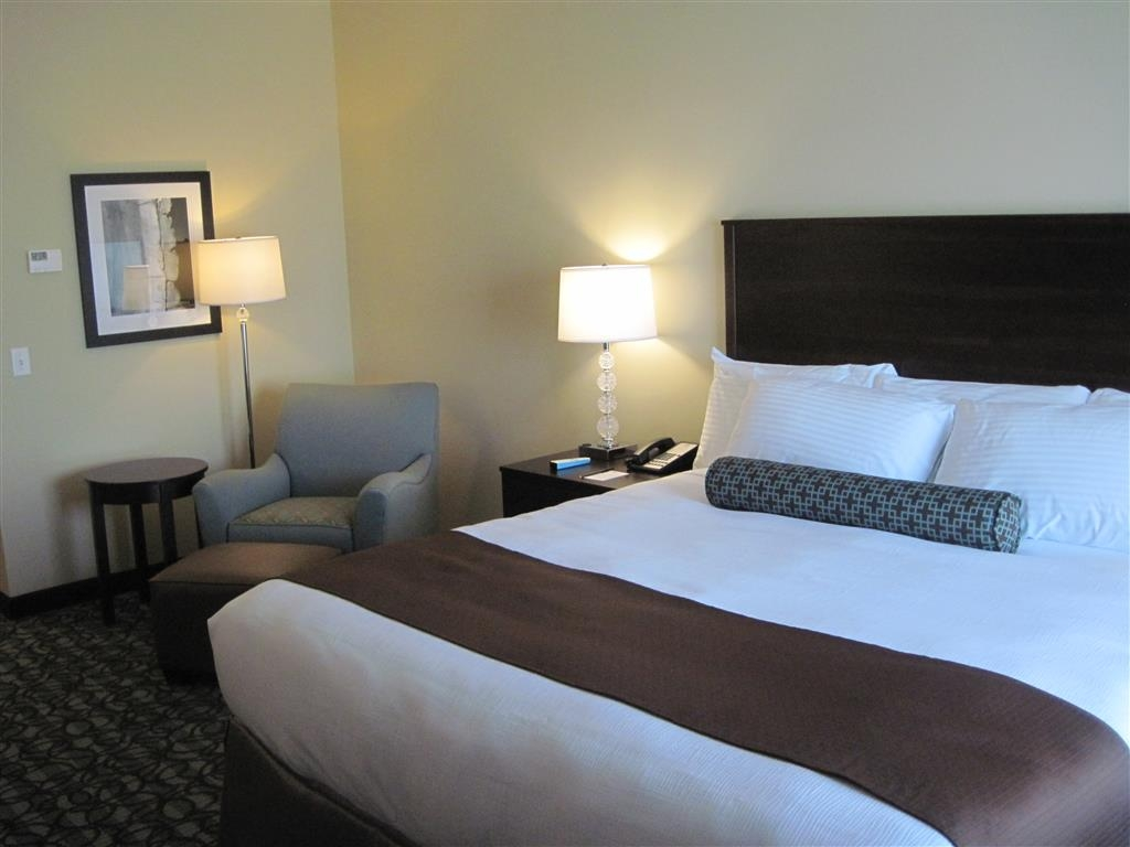 Best Western Plus Walkerton Hotel & Conference Centre - Camera con letto king size