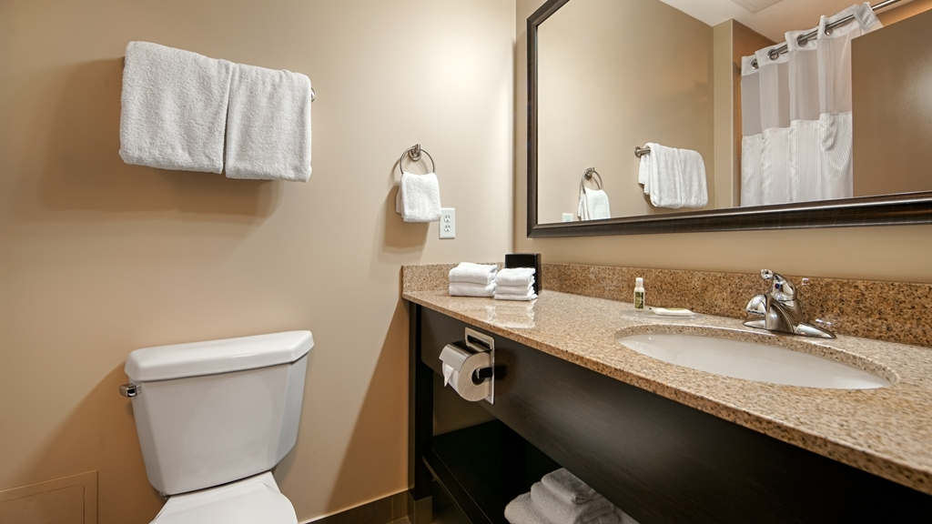 Best Western Plus Walkerton Hotel & Conference Centre - Bagno