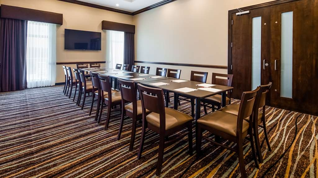Best Western Plus Walkerton Hotel & Conference Centre - Besprechungszimmer