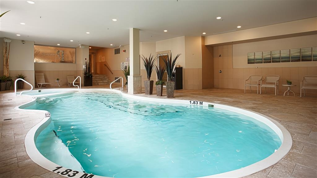 Best Western Plus Perth Parkside Inn & Spa - Piscina