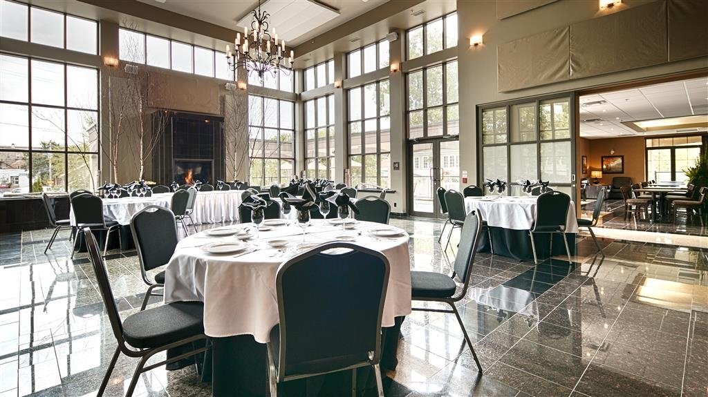 Best Western Plus Perth Parkside Inn & Spa - Need event space? We have you covered with this beautiful space ideal for weddings, conferences, events, parties and more.
