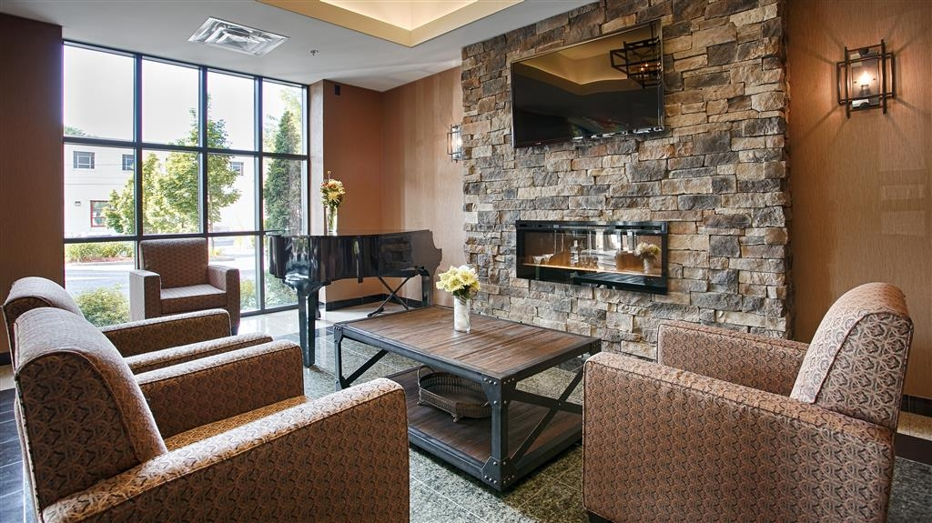 Best Western Plus Perth Parkside Inn & Spa - Hall