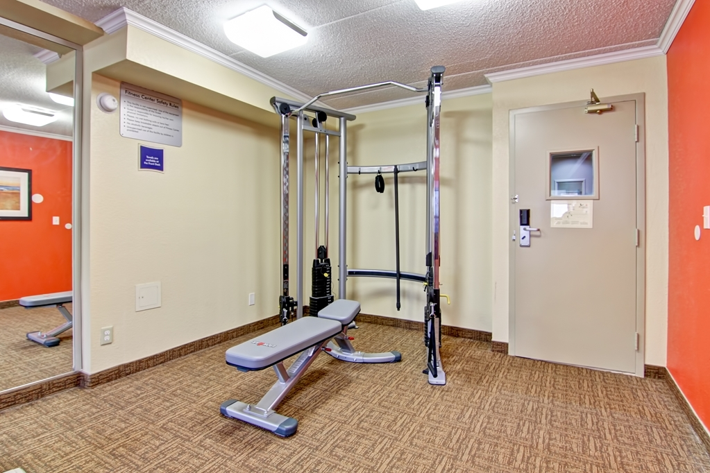 Best Western Plus Toronto North York Hotel & Suites - Fitness is a lifestyle even when you are away from home.