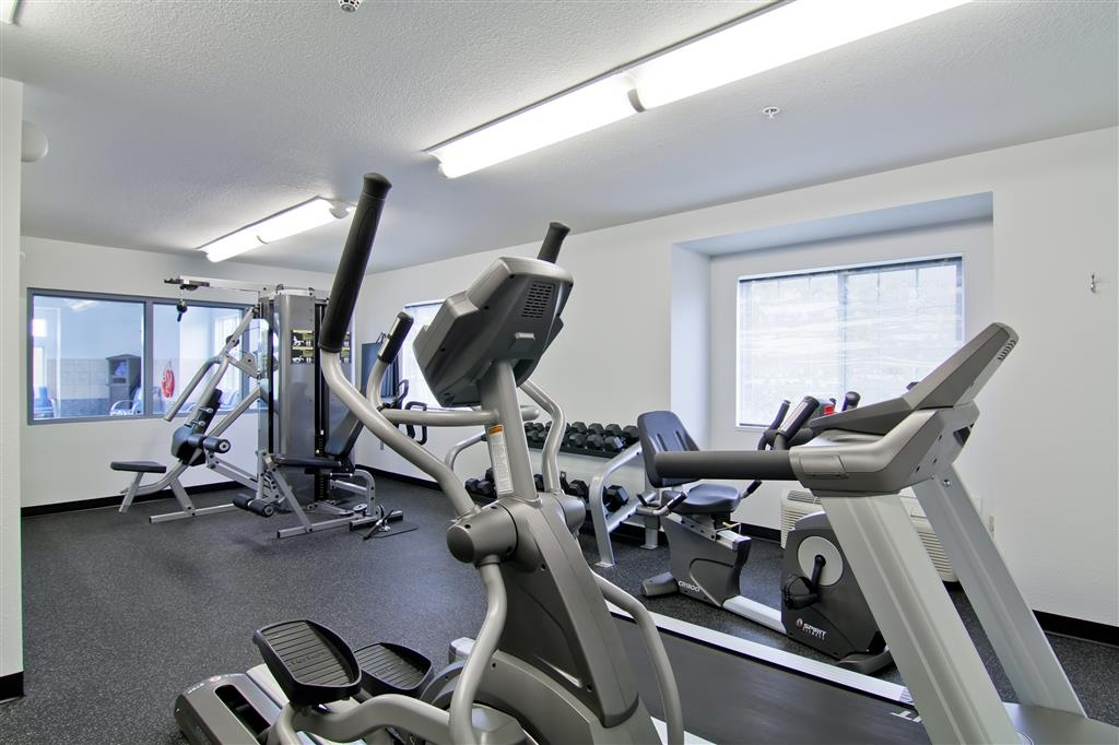Best Western Plus Woodstock Inn & Suites - 24-Stunden-Fitnessstudio
