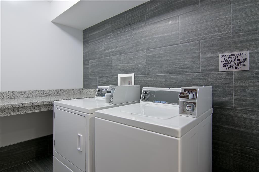Best Western Plus Woodstock Inn & Suites - Servizio di lavanderia