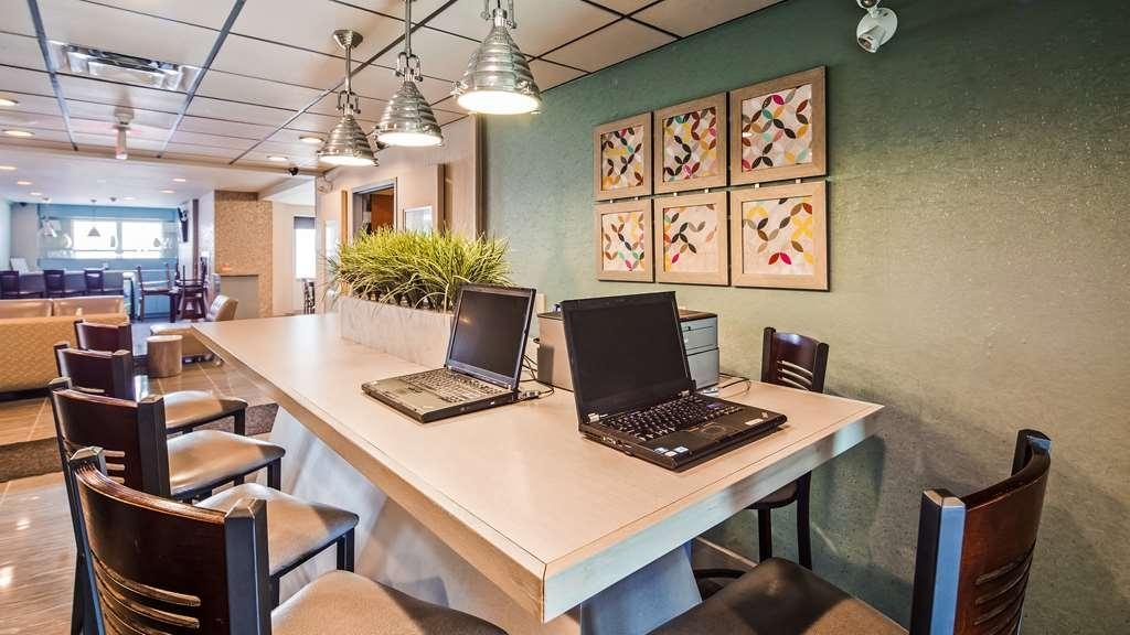 Best Western Plus Woodstock Inn & Suites - Business Centre