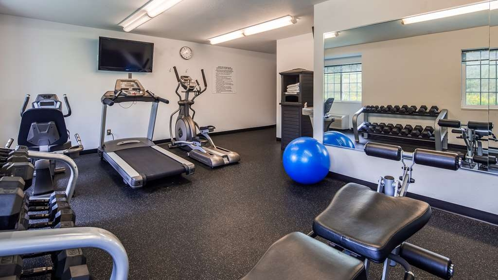 Best Western Plus Woodstock Inn & Suites - Fitnessstudio