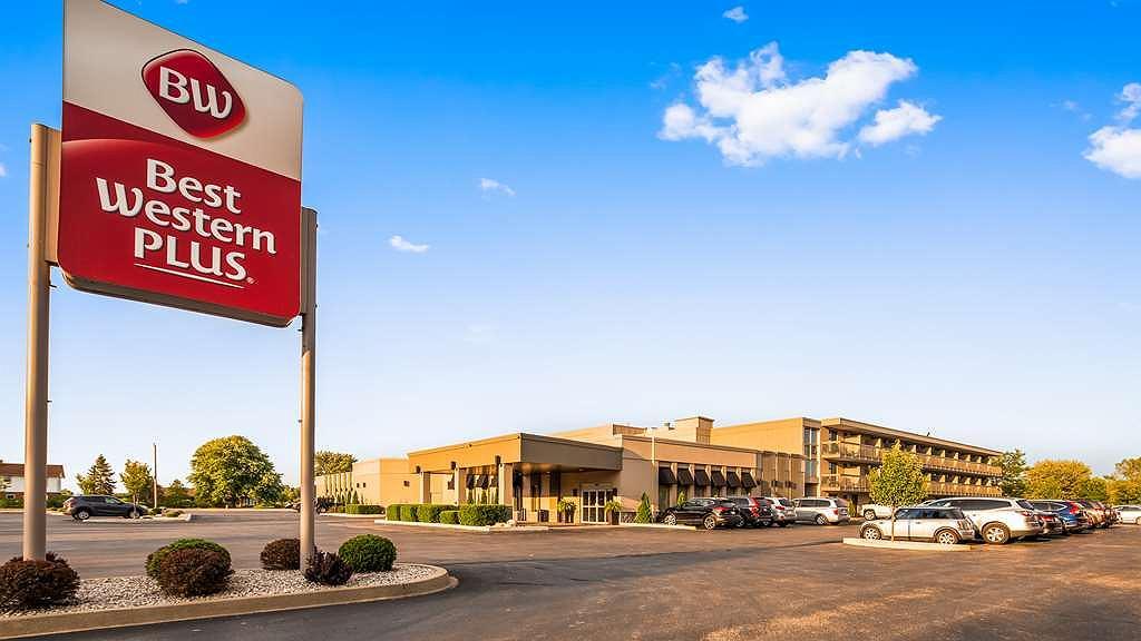 Best Western Plus Leamington Hotel & Conference Centre - Aussenansicht