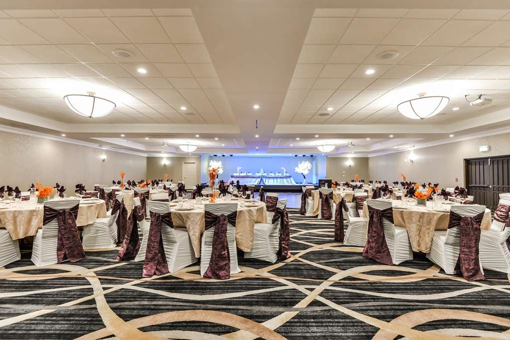 Best Western Plus Leamington Hotel & Conference Centre - Bankettsaal