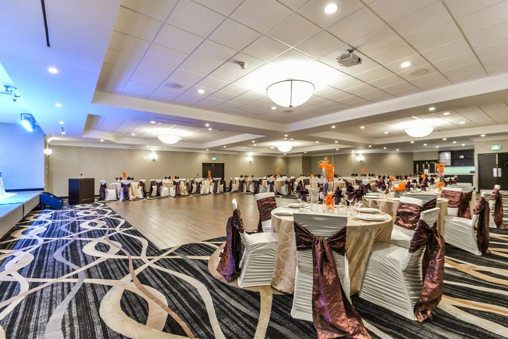 Best Western Plus Leamington Hotel & Conference Centre - Matrimoni