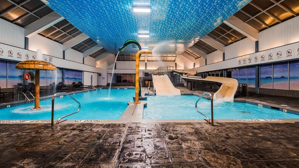 Best Western Plus Leamington Hotel & Conference Centre - Piscina