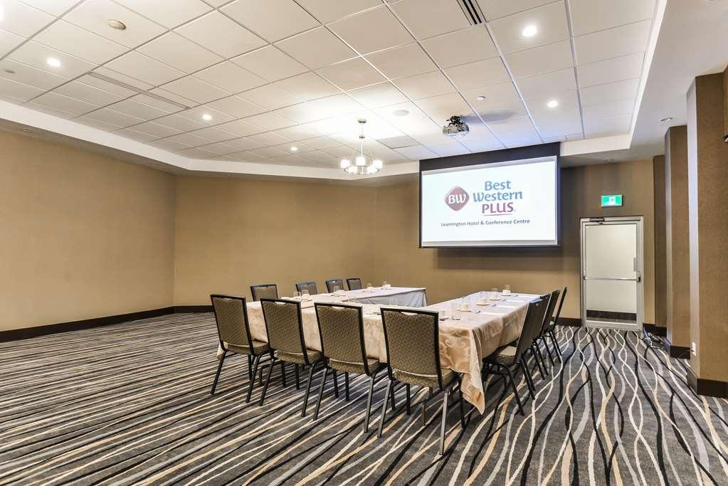 Best Western Plus Leamington Hotel & Conference Centre - Sala de reuniones