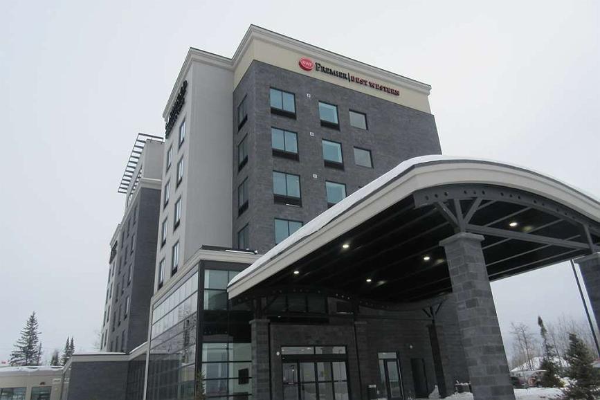 Best Western Premier Northwood Hotel - Aussenansicht